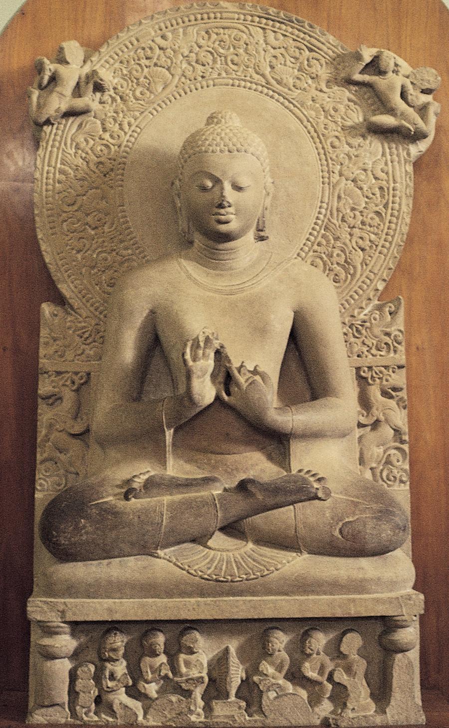 2. Buda de Sarnath