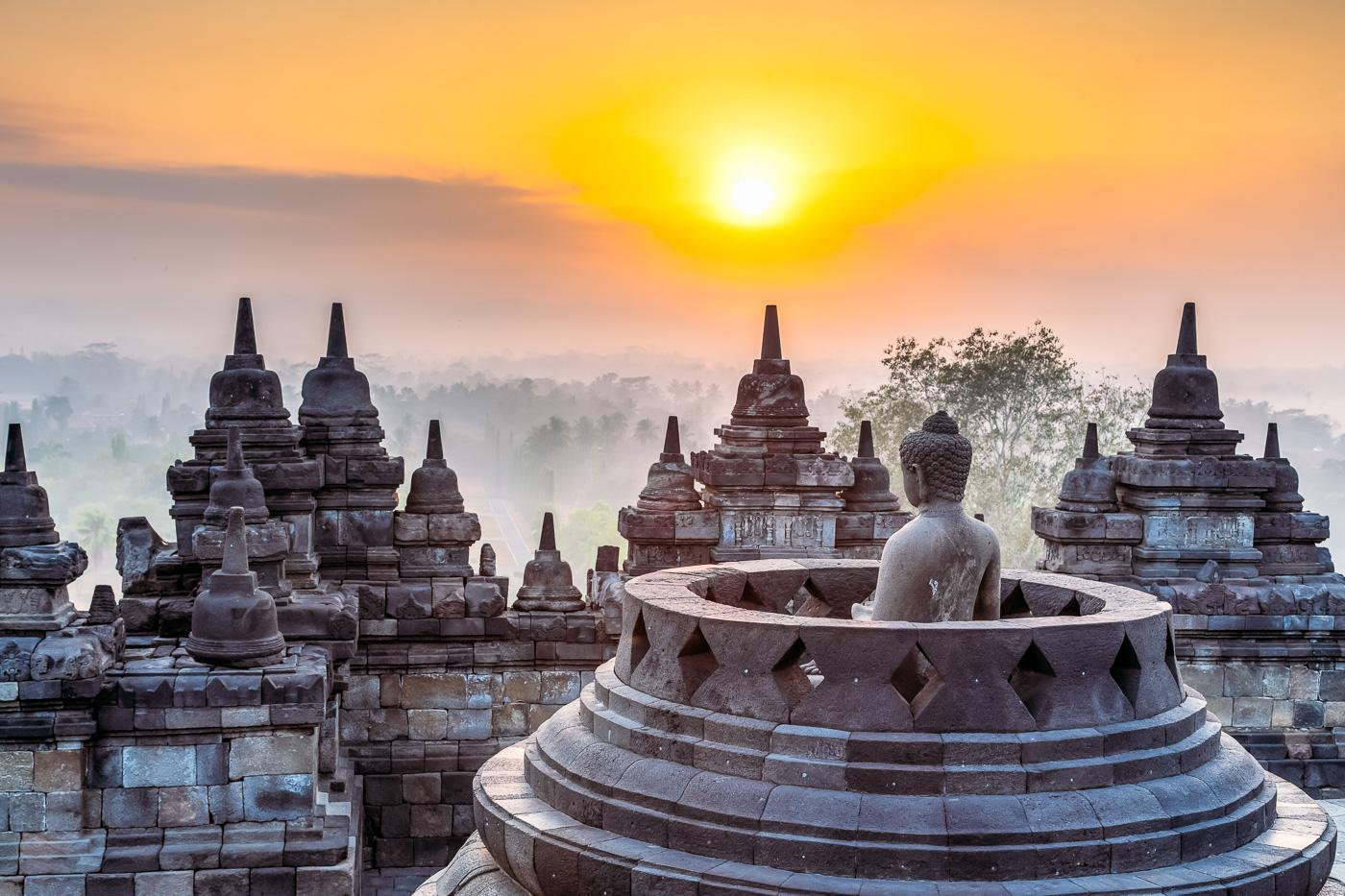 7. Borobudur