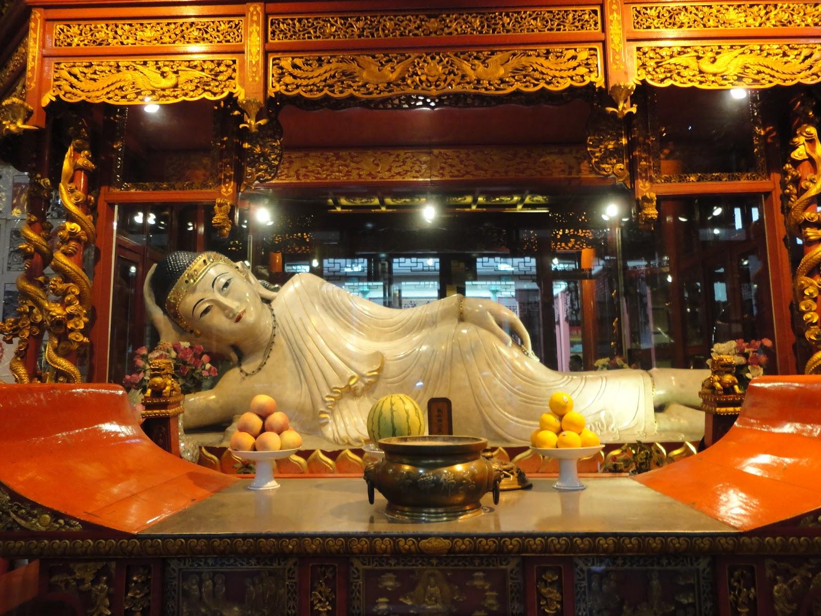 9. Templo del Buda de Jade