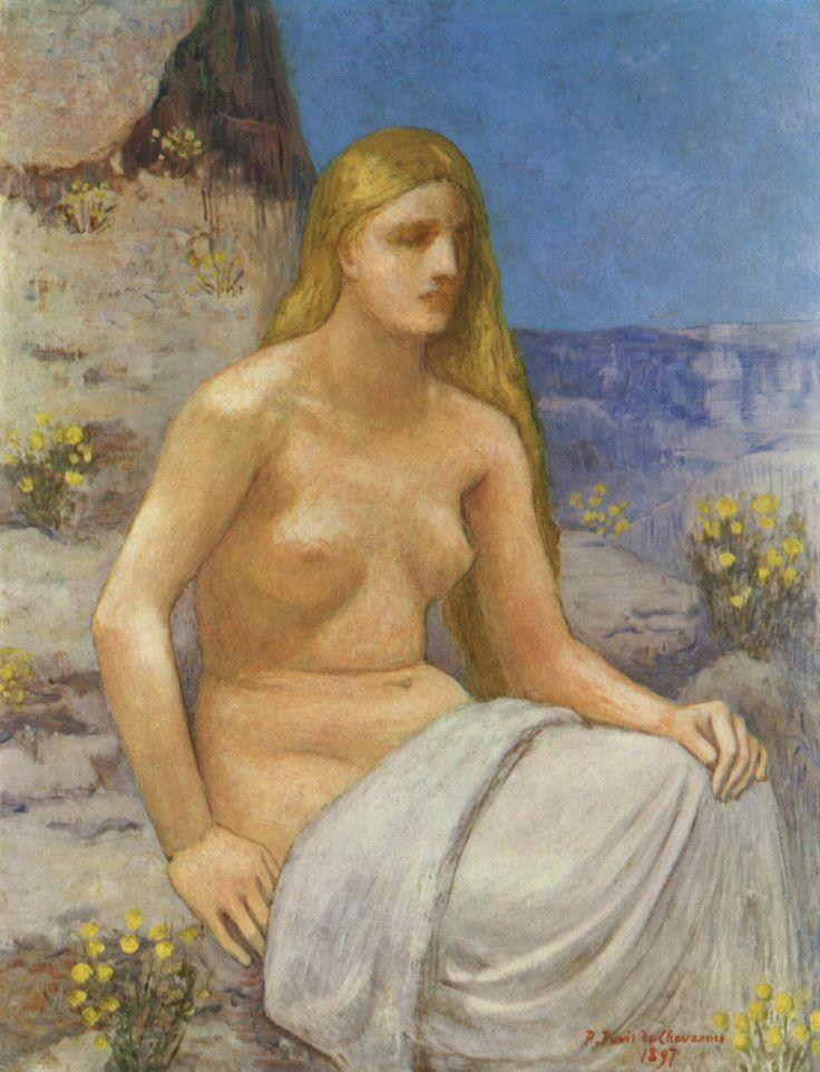 10 María Magdalena Puvis de Chavannes