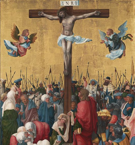 3 Altdorfer La Crucifixión