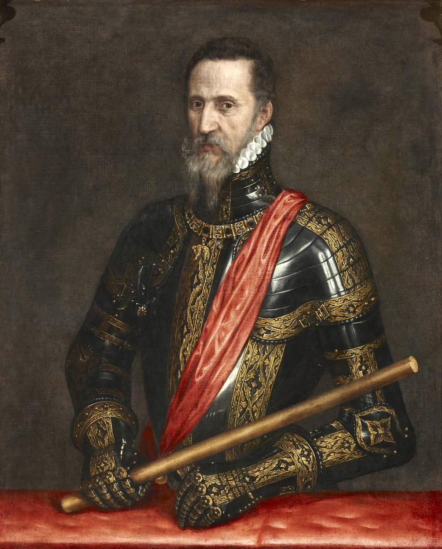 5. Antonio Moro, Fernando Álvarez de Toledo