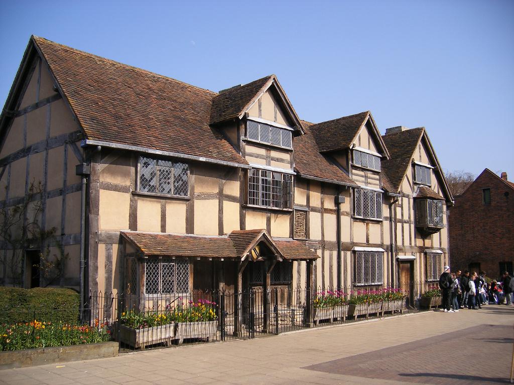 5. Casa de Shakespeare