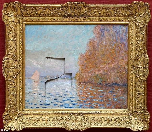 Monet atacado