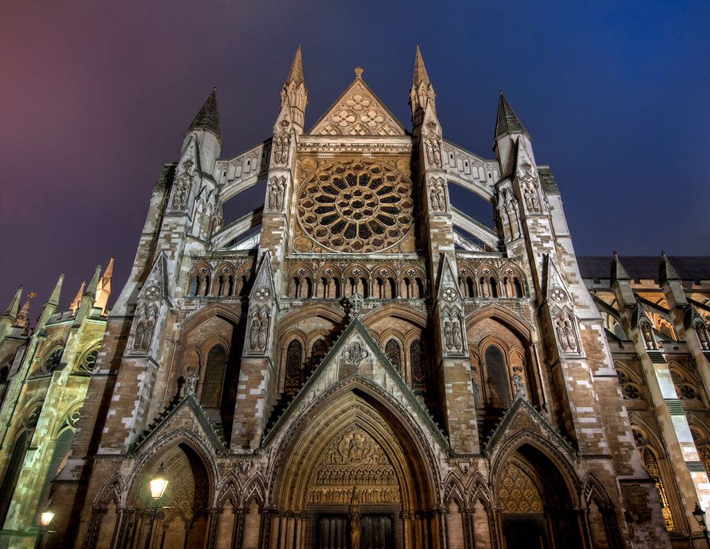 2. Abadía de Westminster
