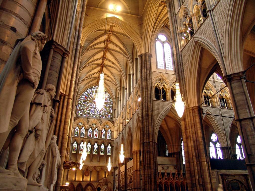 3. Abadía de Westminster (bóvedas)