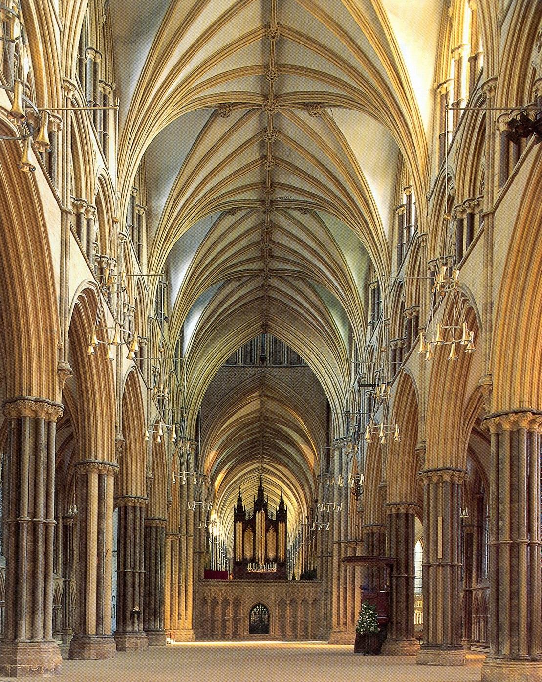 4. Bóvedas catedral Lincoln