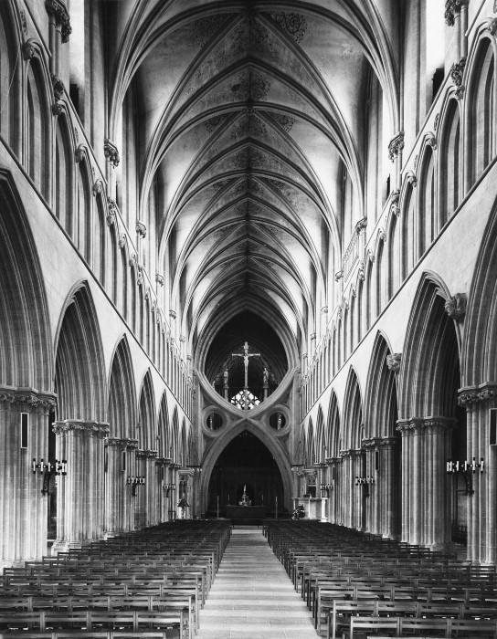 7. Crucero Catedral de Wells