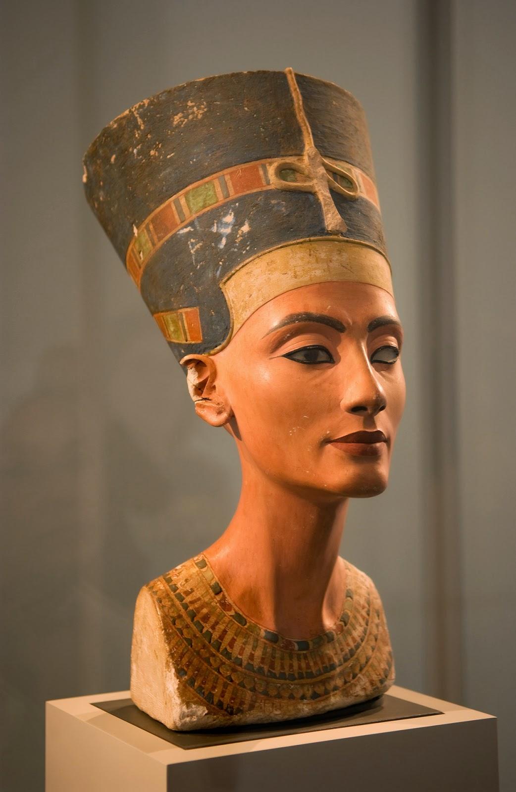 8. Nefertiti